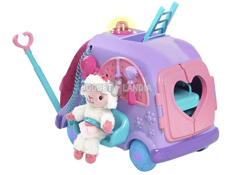 Doctora Juguetes Doc Mobile Pull and Go Giochi Preziosi 90031