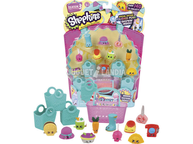 Shopkins Blister 12 Shopkins