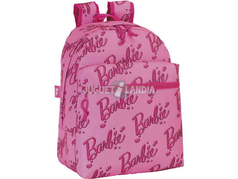 Day Pack Adaptável a Carro Barbie Logomania