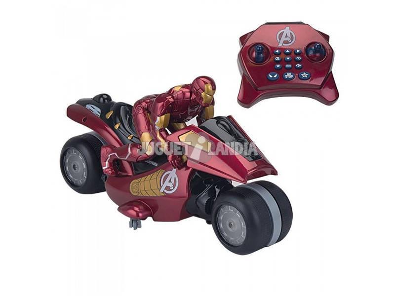 Avengers Moto U Command Iron Man Giochi Preziosi 20725