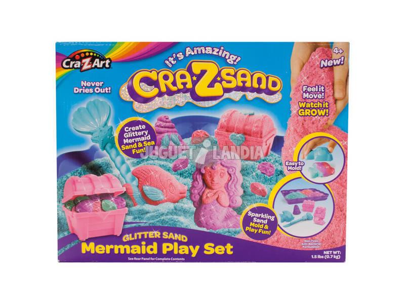 Crazsand Mermaid Playset