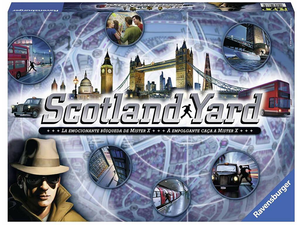 Gioco da Tavolo Scotland Yard Ravensburger 26673