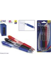 Blíster 3 Bolígrafos Gel Colormax