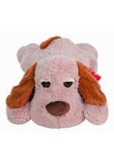 Gefüllter Hund liegend Albert 95 cm