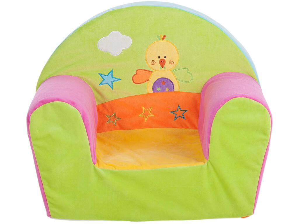 Poltrona de Criança Pollito 44x34x53 Cm Llopis 42044