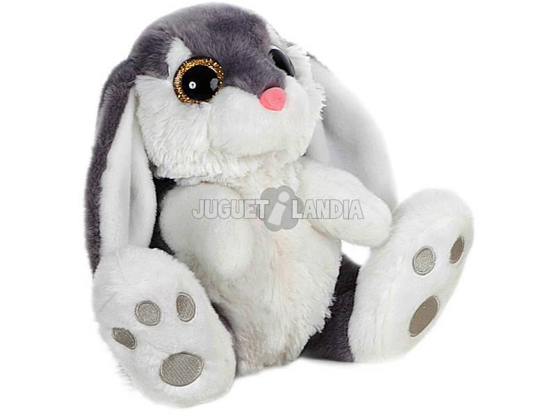 Peluche Conejo Ojotes 26 cm Llopis 46410