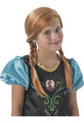 Peluca Frozen Anna