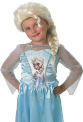 Peluca Frozen Elsa
