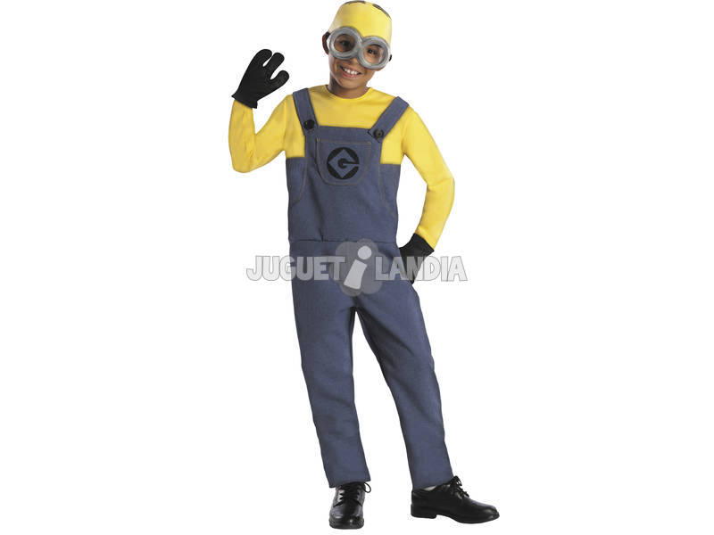 Disfraz niño Minion T-S