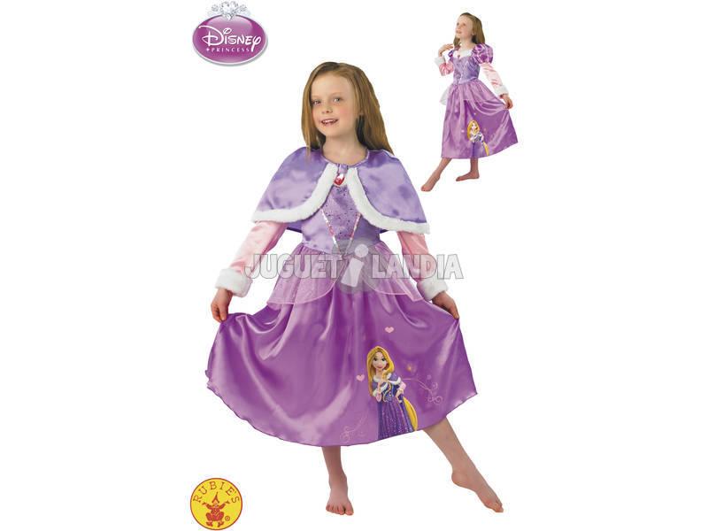 Disfraz Niña Princesa Rapunzel T-S