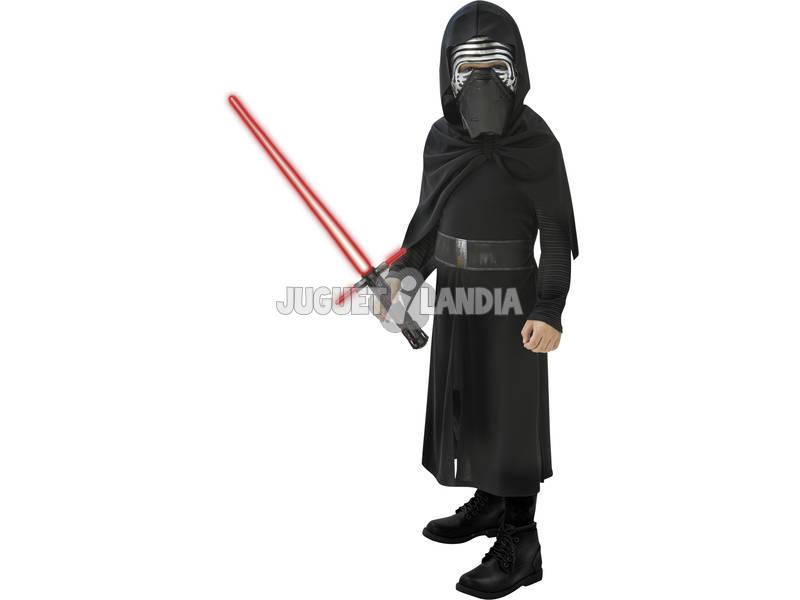 Disfraz Niño Kylo Ren Con Espada T-L