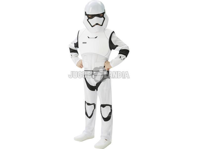 Disfraz Niño Stormtrooper Ep7 Deluxe T-L Rubies 620268-L