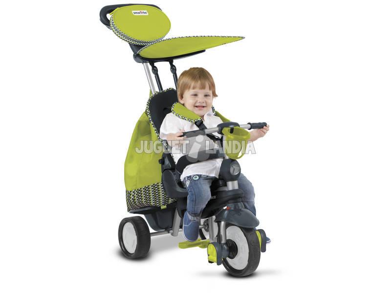 Triciclo Smart Trike Splash 5 en 1 Verde