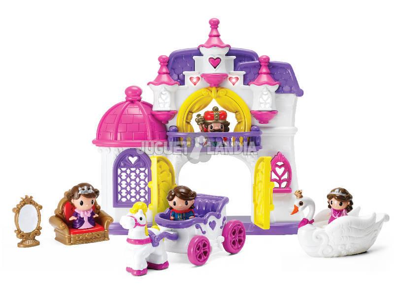 Castelo Princesas com Luz e Som