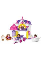 Castello delle Principessa con luci e suoni