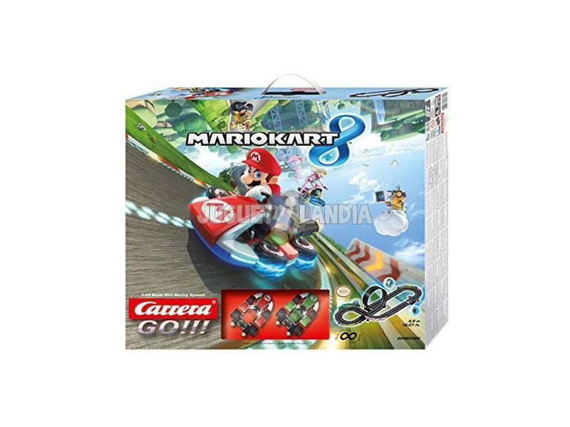 Circuito Go 1:43 Mario Kart 8 4.9 m.
