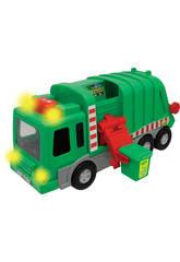 Camión Recogida Residuos Sólidos con Sonidos