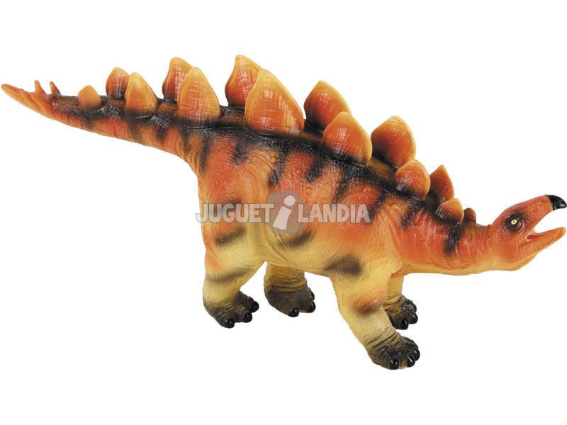 Estegossauro 56 cm.