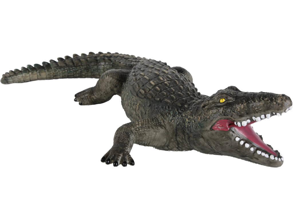 Figura Animal Cocodrilo 56cm