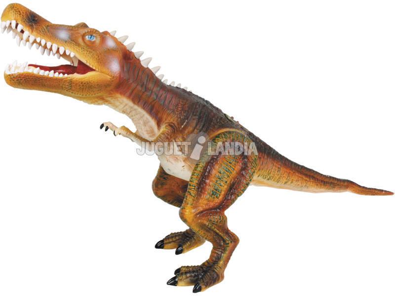 Alosaurio Marioneta 80 cm. con Sonidos