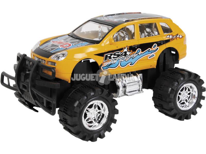 Veículo Sortido Todoterreno Big Wheels 38x20x12cm