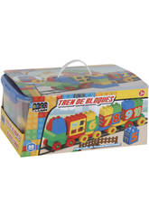 Train Blocs de Construction Chiffres