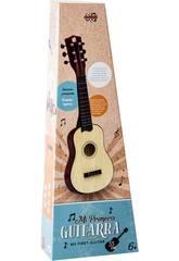 imagen Guitarra De Madera 53 cm.
