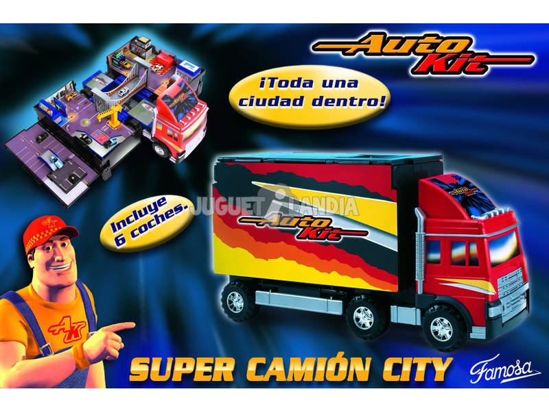 Super camión autokit