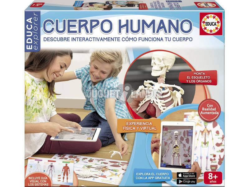 Educa Explorer Corpo Humano
