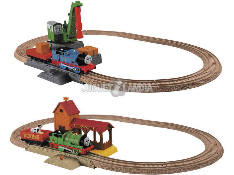 Thomas circuito con locomotora motorizada