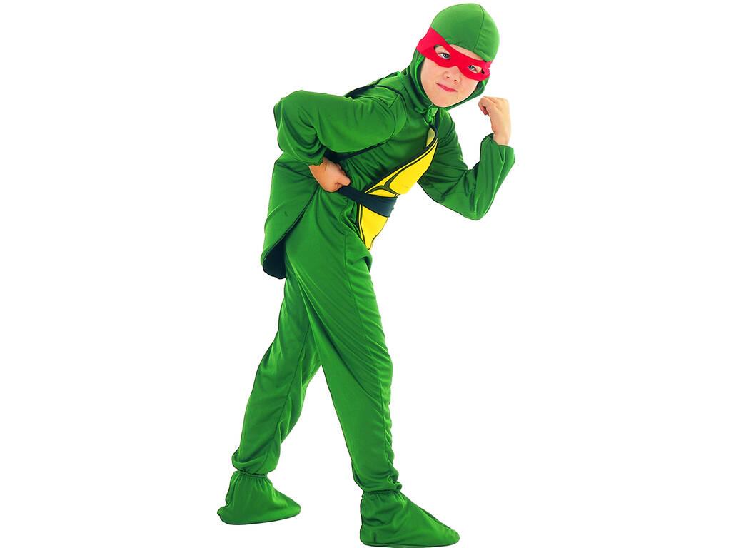 Disfraz Tortuga de Niño Talla S