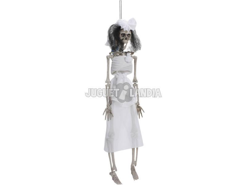 Esqueleto 42 cm. Noiva