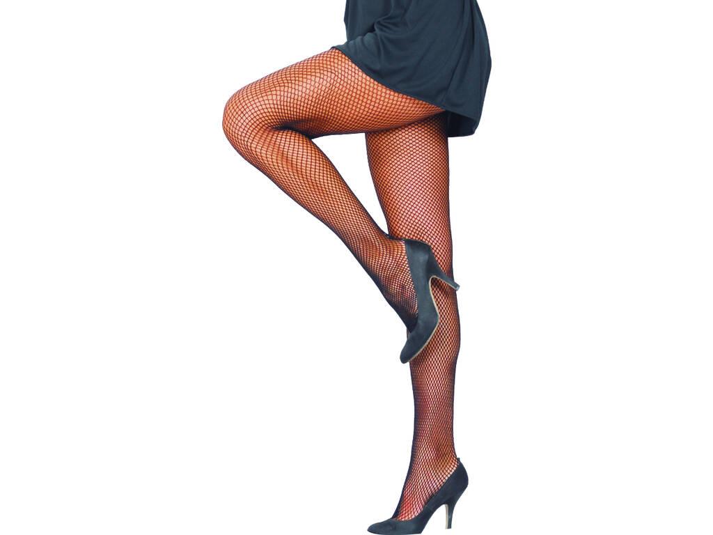 Meia - calça Rede