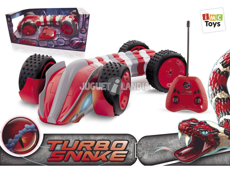 Radio control Turbosnake