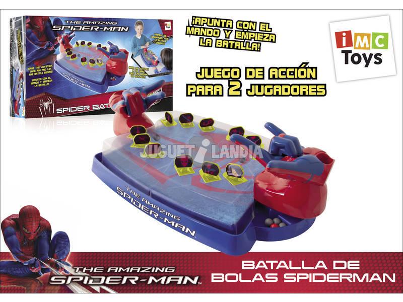 Spiderman Super Batalla