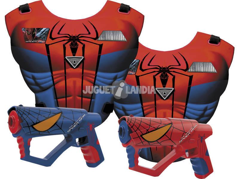 Spiderman mega laser jet