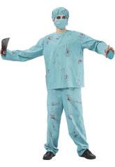 Déguisement Chirurgien Sanglant Homme L