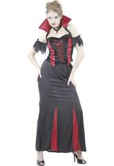 imagen Disfraz Vampira Amante Mujer Talla L