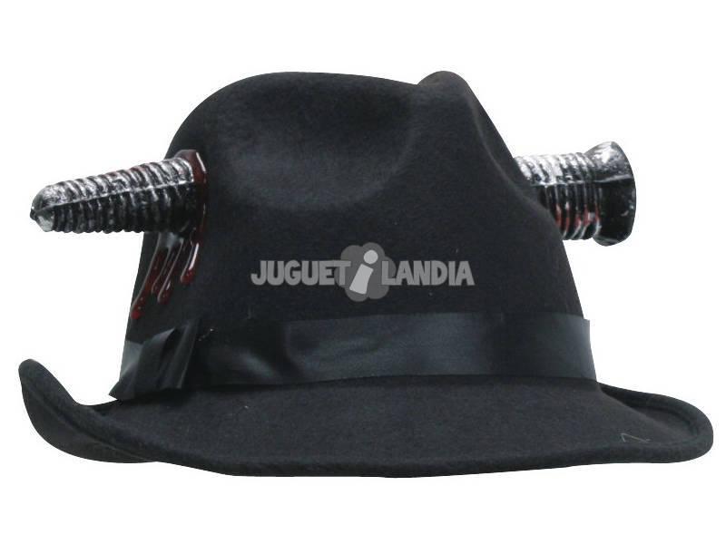 Sombrero con tornillo