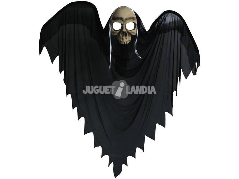 Esqueleto 170cm. Fantasma Con Luz