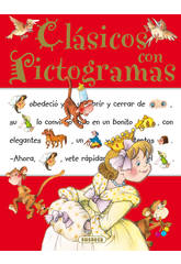 imagen Clásicos Con Pictogramas 3 Titulos Susaeta S0003