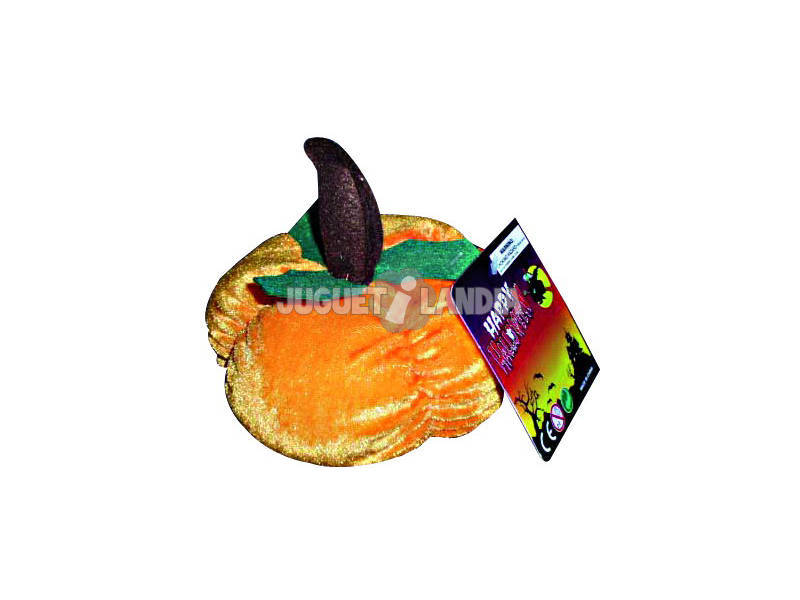 Citrouille 14 cm de Peluche Halloween