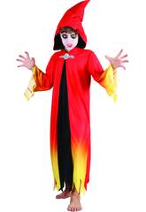 Disfraz Tunica Demonio Niño Talla M