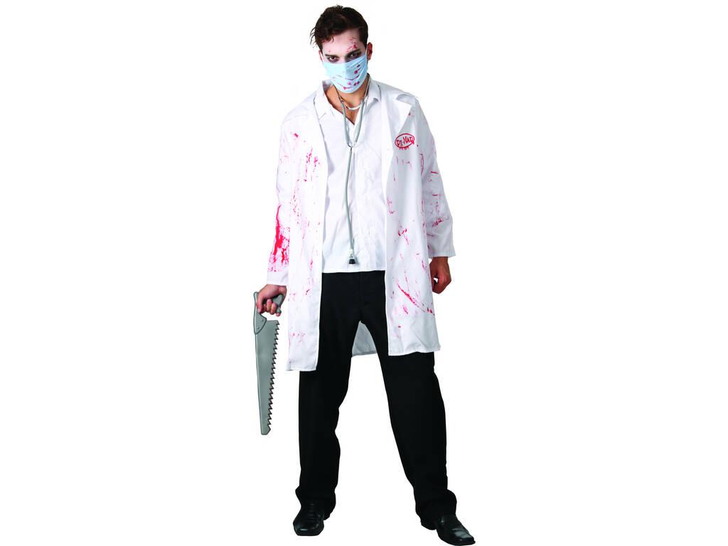 Costume Dottore Pazzo Uomo L