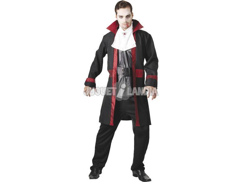 Maschera Conte Dracula Uomo Taglia L