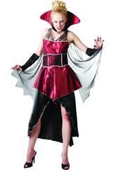 Disfraz Condesa Dracula Mujer Talla L