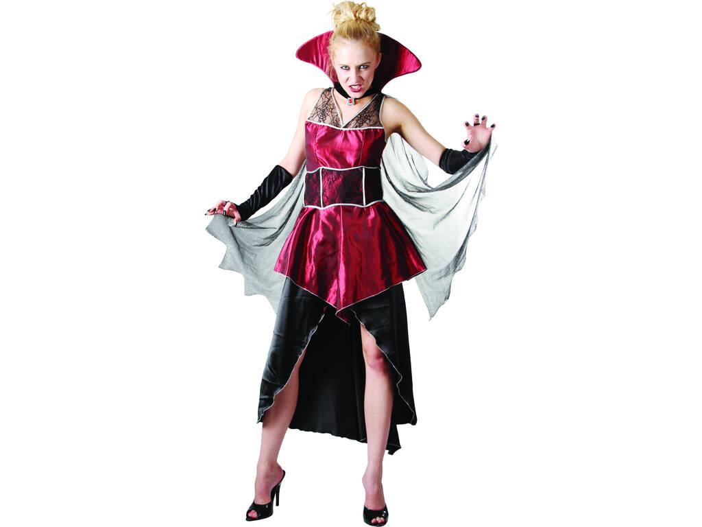 Disfraz Condesa Dracula Mujer Talla XL