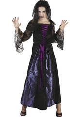 Kostüm Braut Spinne Frau Größe L