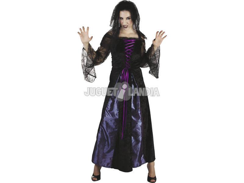 Disfraz Novia Araña Mujer Talla XL