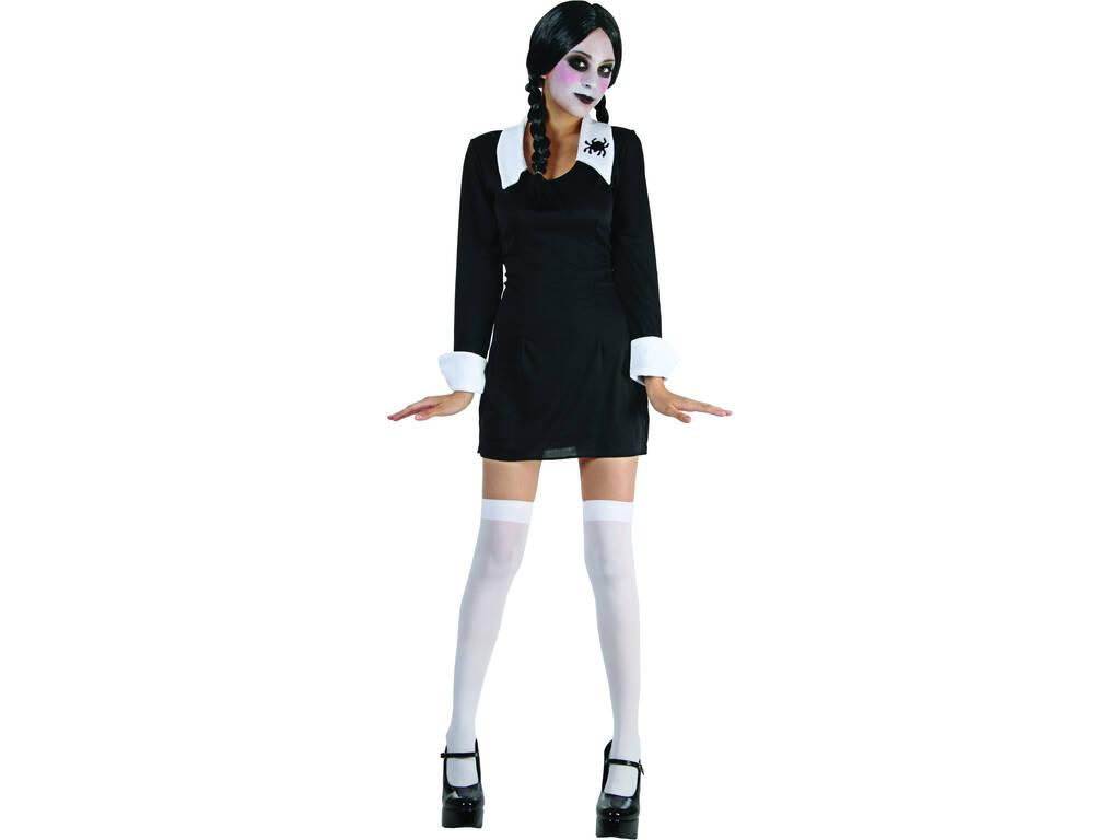 Disfraz Colegiala Gotica Mujer Talla L